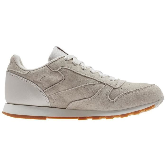 Chaussures Reebok Classic Leather SG Grade School