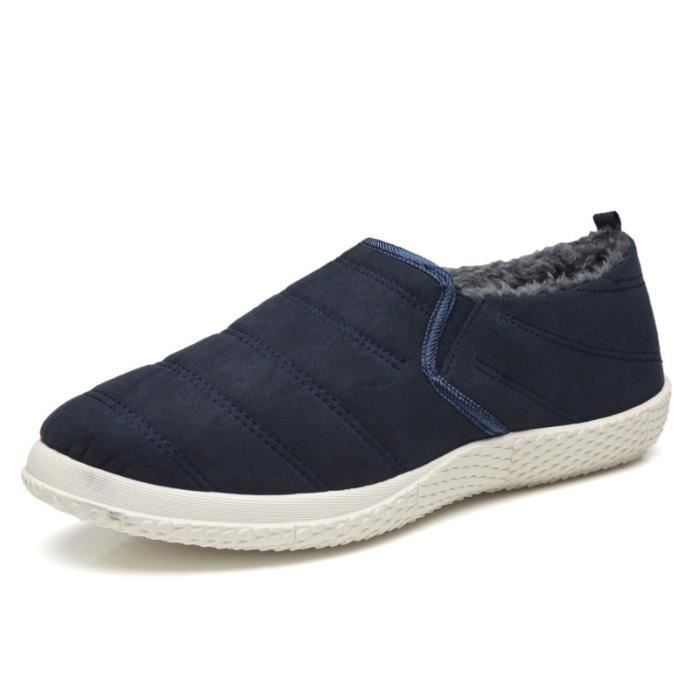 Chaussures en hommes coton pour Chaussures en coton qqagWvrPp