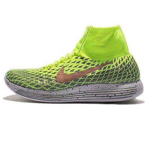 reputable site f2484 aaed3 CHAUSSURES DE RUNNING Nike Men s Lunarepic Flyknit Shield Running Shoes