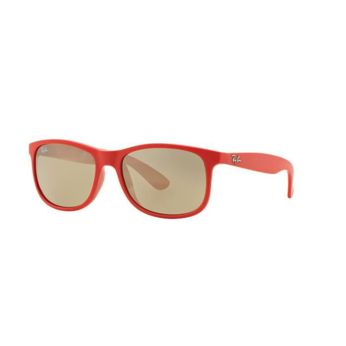 58ffe5c1eb47f3 Lunettes de soleil Ray Ban Andy RB4202 61555A Taille  55 - Achat ...