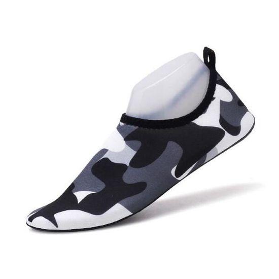 QUNIWO® Femme Basket Confortable Meilleure 2018 ete Nouvelle Mode Meilleure Confortable Qualit Classique Poids Léger Marque De Luxe Basket Femmes  Noir/blanc - Achat / Vente basket 197f2e