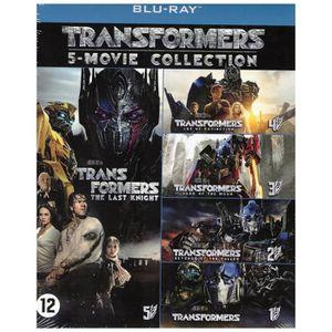 BLU-RAY FILM Transformers - L'intégrale 5 films (Blu Ray)