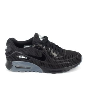 new concept ae952 a2ca4 Basket mode - Sneakers NIKE Air Max 90 Ultra Noir Noir