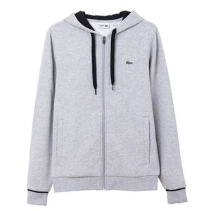 cce6593dbe Vêtements homme Sweatshirts Lacoste Sh2091 Sweater Gris Gris - Achat ...