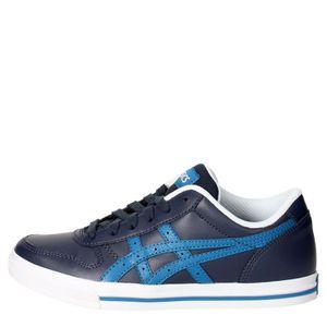 Asics Sneakers Garçon Bleu, 38 Bleu Bleu Achat Vente