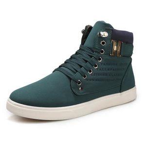 BOTTE OLALI® Automne Chaussures En Cuir Pour Homme New H