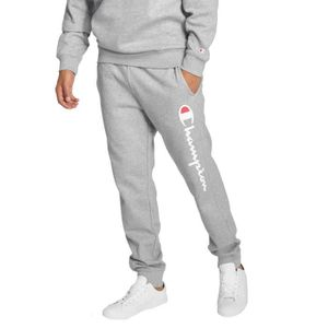 8378d3fc4723 Champion Athletics Homme Pantalons   Shorts   Jogging Authentic Gris ...