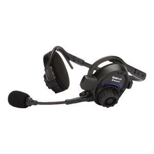 CASQUE - ÉCOUTEURS Sena SPH10 Bluetooth Stereo Headset & Intercom Cas