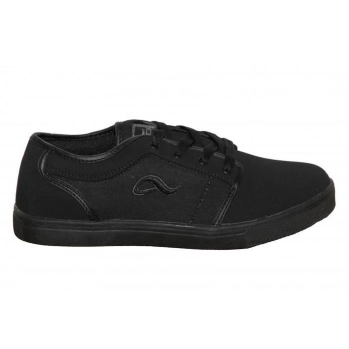 Adio Skateboard Kids shoes Indy C Black Mono/Charcoal Sneakers Shoes [40]