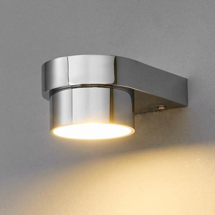 Applique pour salle de bain LED Nikola
