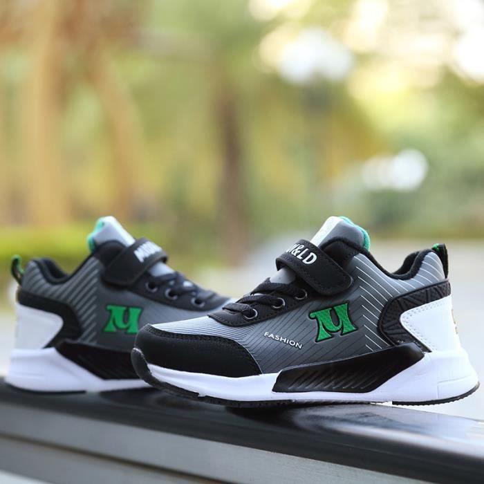 Chaussures de basket-ball de mode de nouvelles enfants Chaussures enfants Sneakers garçons chaussures de plein air chaussures