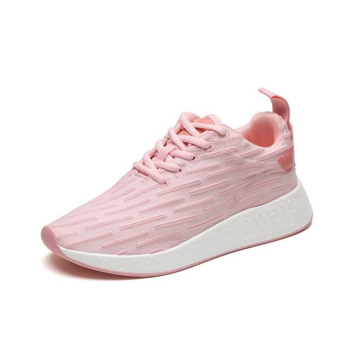 Femmes Chaussures de course Chaussures de sport femmes Antiderapant été Damping Chaussures de marche en plein air Toutes les VpQspu