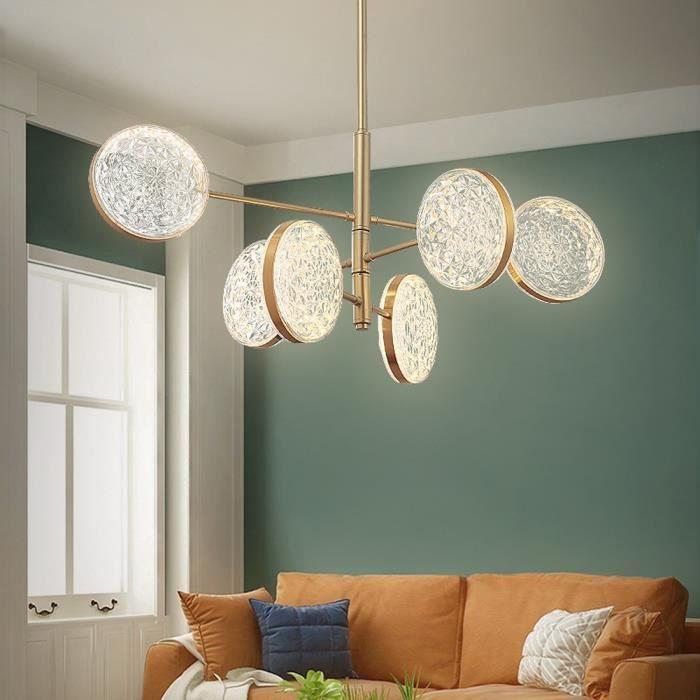 Grande Lampe De Salon Blanc