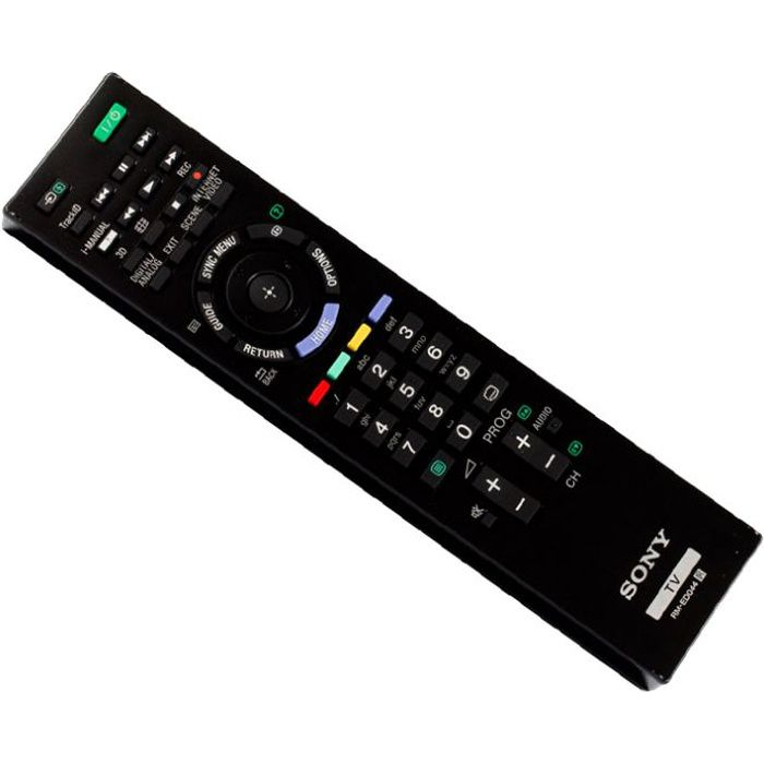 t l commande rm ed044 sony t l commande tv avis et prix pas cher cdiscount. Black Bedroom Furniture Sets. Home Design Ideas