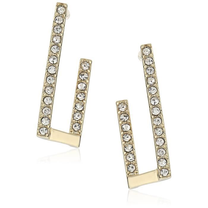Vince Camuto Dimensional L Earrings QXKV8