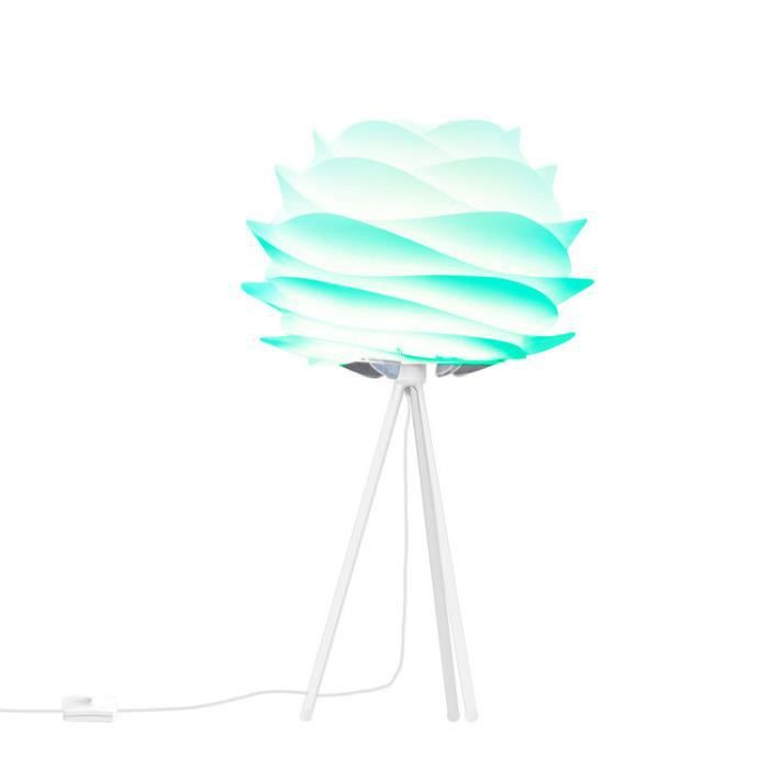 Lampe Et Hauteur Poser Métal À Polycarbonate Trépied En Pétales QrdBoeWxC