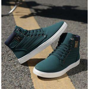 Les chaussures net nouveau la foudre fluorescentes d'été chaussures respirant creux chaussures lovers étudiants-Noir 7l0NA