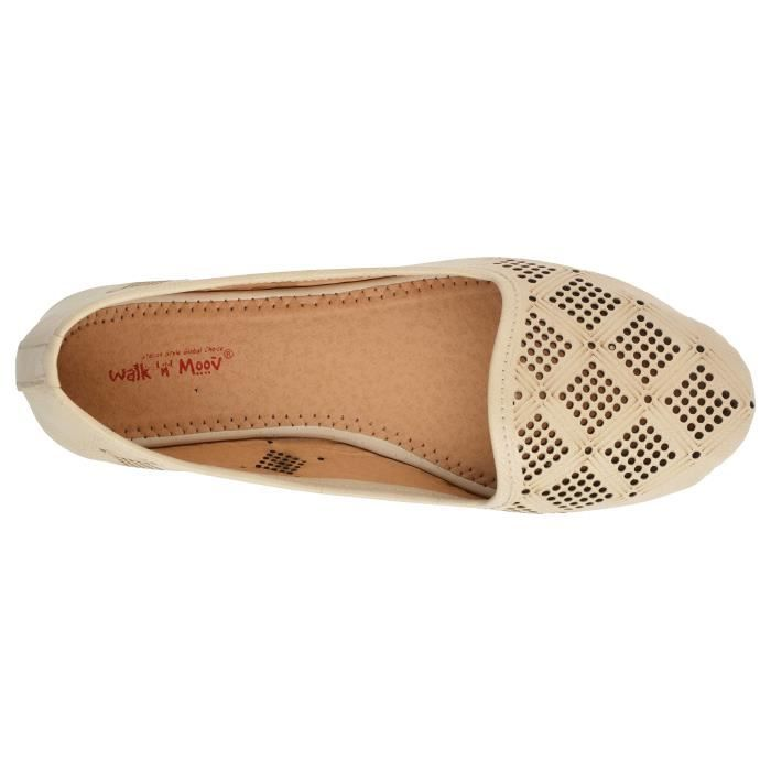 ballerines synthétiques pour femmes AY9C8 Taille-40 K5u07Qi