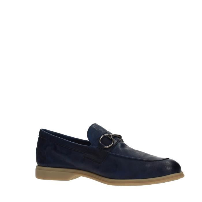 Soldini Mocassins Homme NAVY, 42