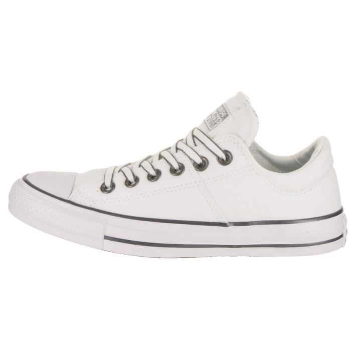 Converse Taille Ox All Nous Madison Taylor m Star Femmes BlancGunmetal Basketball Chuck 10 X5y5x Chaussures WEH2DIY9