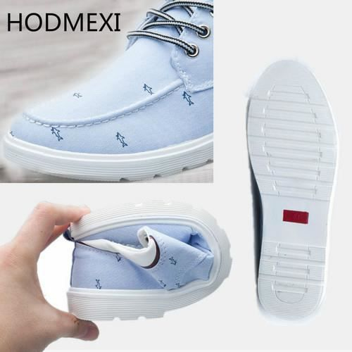 Basket Homme Canvas Chaussure Toile Homme Mode nq4IAHw