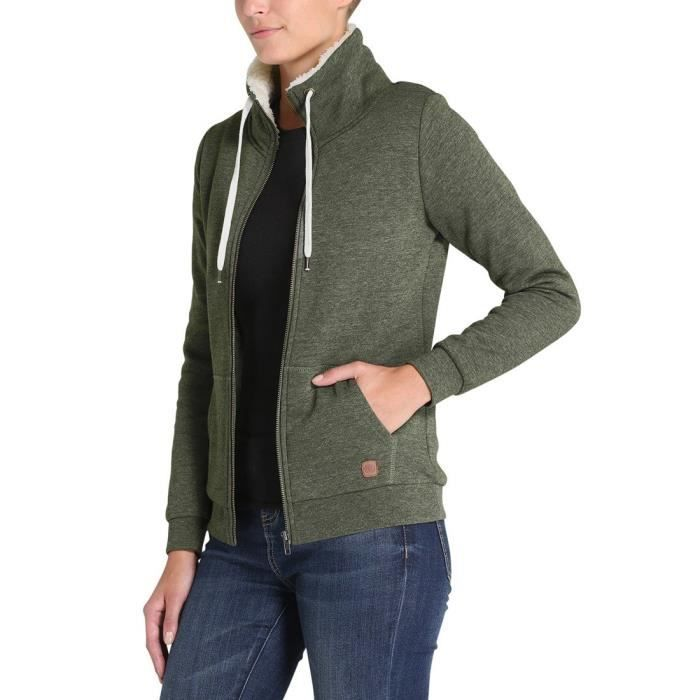 Pull Jacket 3qg629 34 Taille Zip Pile Derby O1H4ZH