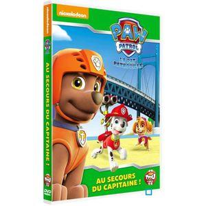 DVD DESSIN ANIMÉ DVD Pat'patrouille : capitaine en détresse