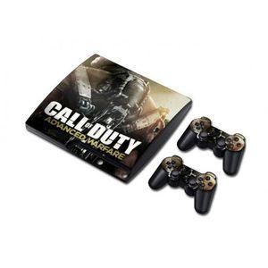 STICKER - SKIN CONSOLE Black Ops 3 Autocollant De Peau Vinyle Pour Playst