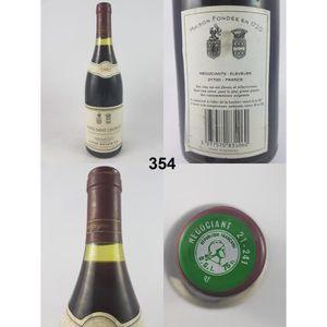 VIN ROUGE Nuits-Saint-Georges - Liger-Belair 1982 - N° : 354