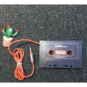 BARRES DE TOIT Car Audio Tape Cassette Adapter 3.5mm Jack AUX For