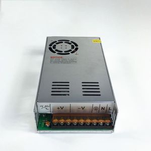 ALIMENTATION Transformateur AC 110V/220V a DC 36V 11A 400W