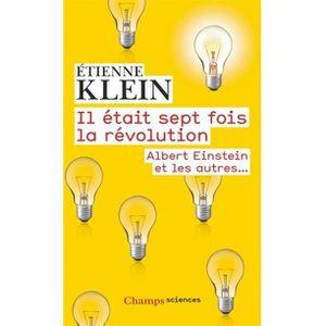 VIN ROUGE Il était sept fois la révolution : Albert Einstein