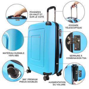 VALISE - BAGAGE Happy Trolley - valise coque rigide valise trolley