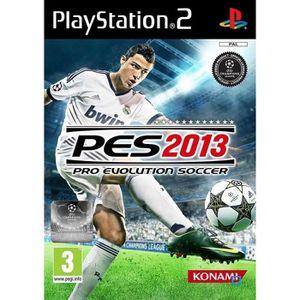 JEU PS2 PES 2013 : Pro Evolution Soccer [import allemand]