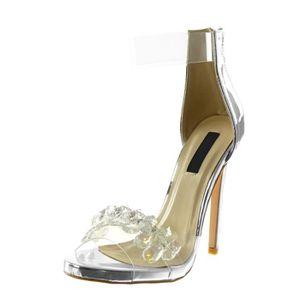 ESCARPIN Angkorly - Chaussure Mode Escarpin Sandale stilett
