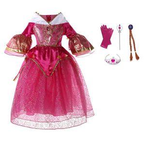 cc649d87879 DÉGUISEMENT - PANOPLIE Déguisement Princesse Robe Enfant Fille Vêtement d