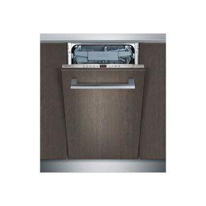 LAVE-VAISSELLE Siemens iQ500 SR65M082EU Lave-vaisselle intégrable