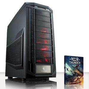 UNITÉ CENTRALE  VIBOX Submission 19 PC Gamer Ordinateur avec War T