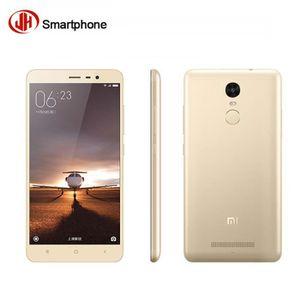 SMARTPHONE Xiaomi origine Redmi Note 3 or 3 Go de RAM 32 Go R