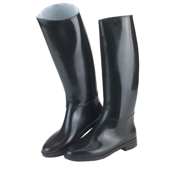 COVALLIERO Bottes d équitation Hippo - Noir 6e9814066326