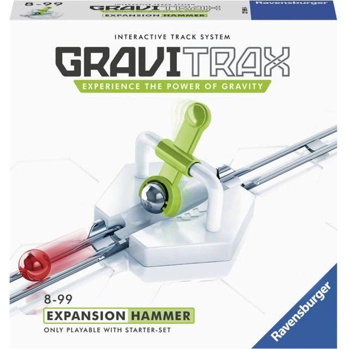 GRAVITRAX Marteau - Bloc Action Pour Circuit à Billes GraviTrax Ravensburger