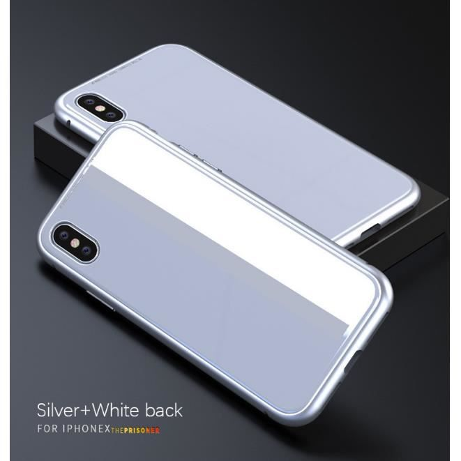 coque ultra magnetique iphone x