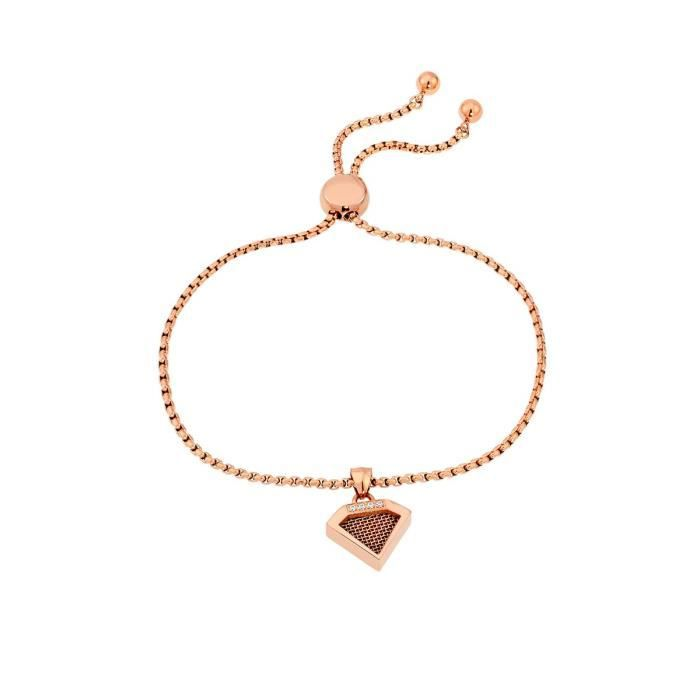 Bracelet à parfumer B&G en Acier et Oxyde - Z0153405