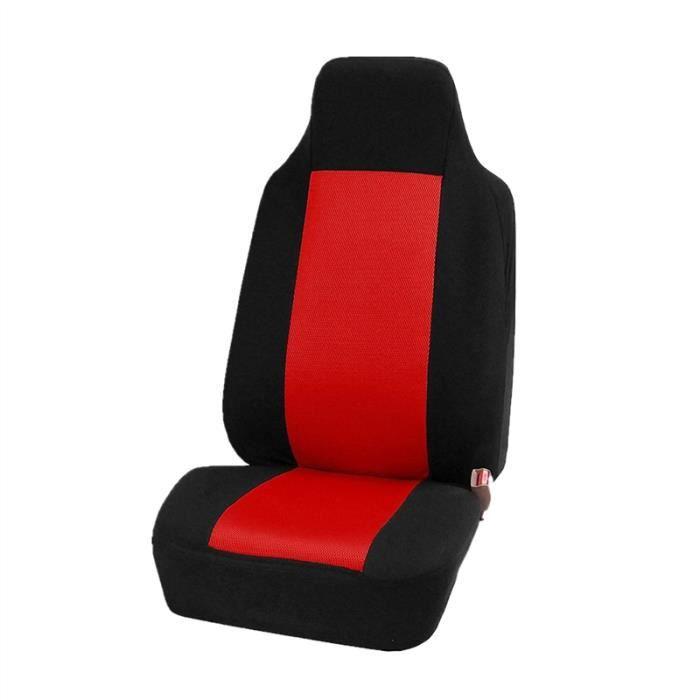 Élégant Four Seasons Universal Car Seat simple Styling voiture Protecteur Siège avant Siège d'auto support de cas pour la voiture