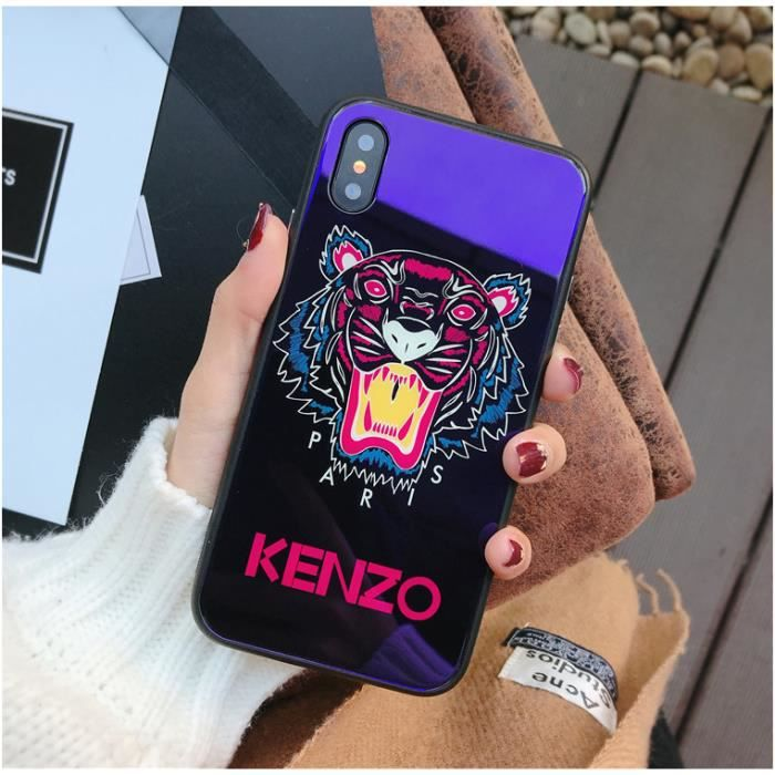 iphone xs max coque kenzo