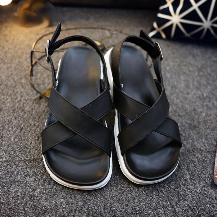 Sandales hommes d'été Mode
