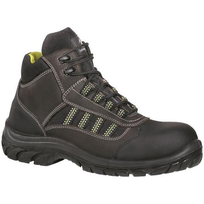 revendeur b3734 ee1ec LEMAÎTRE SAFETIX Chaussures de sécurité budget haute Danube S3 SRC