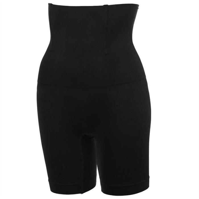 Pour Sculpting Noir Taille Femmes Culottes Haute wZqq5Bt
