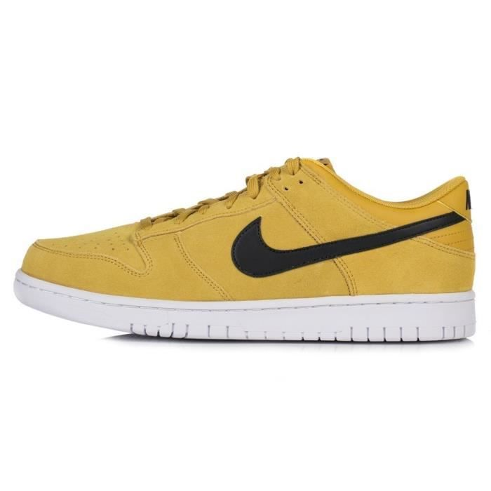 Achat Vente Nike Dunk Marron Basket Low Chaussures PxqInwT4Aw