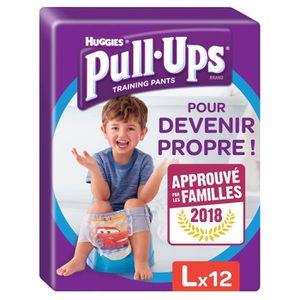 COFFRET SOIN BÉBÉ HUGGIES Pull-ups Culottes d'apprentissage Taille 6